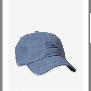PINK Victoria's Secret blue cap